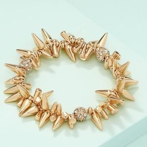 Stella and Dot - Renegade Cluster Bracelet